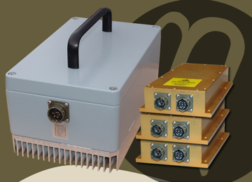 military power supplies