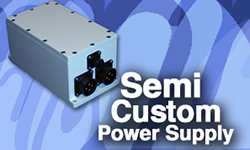 semi custom power supply